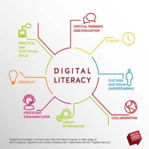 Digital Literacy (with virtual classroom)